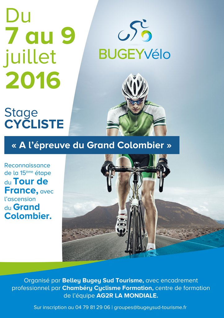 Stage cyclo Bugey Sud