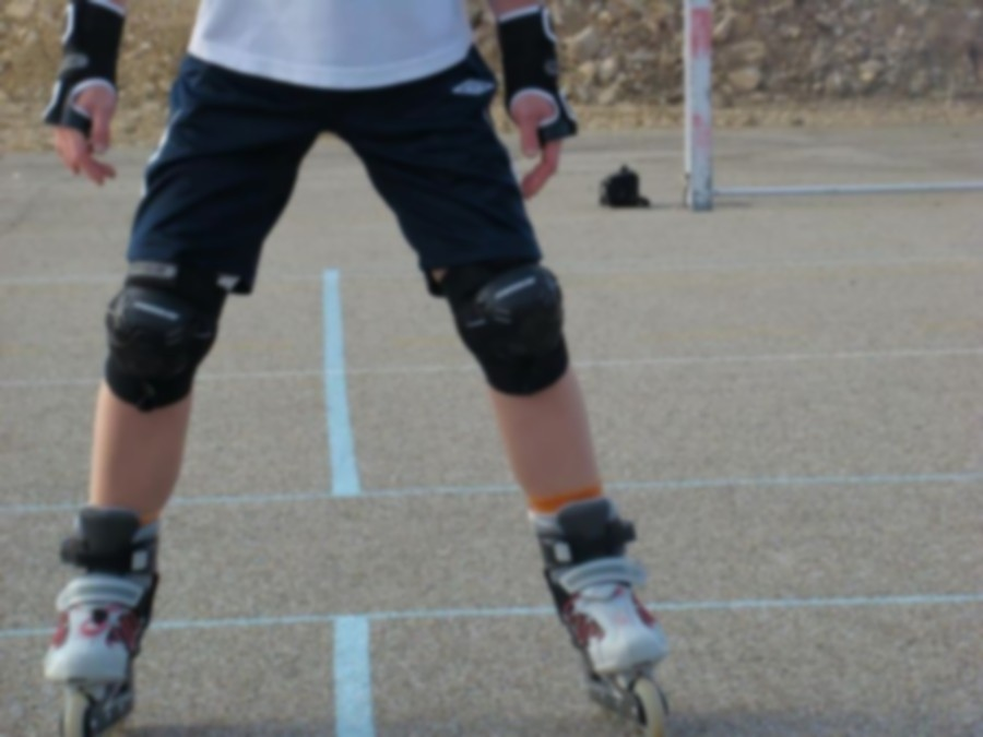 Initiation and improvement in roller skating with Activ Plein Air