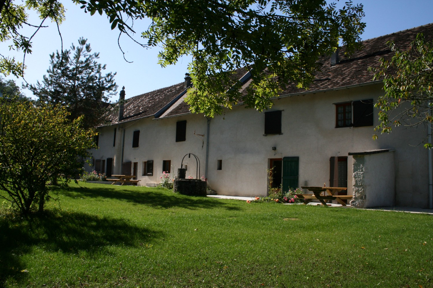 Self-catering overnight gites
