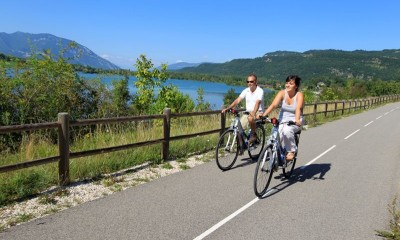 Cycling route : Mandrin's routes