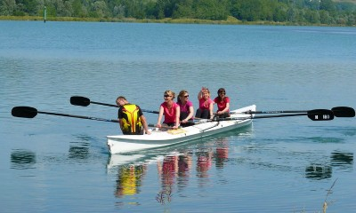 Rowing for disable people
