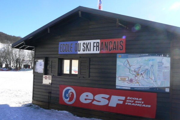 French Ski School of Les Plans d'Hotonnes