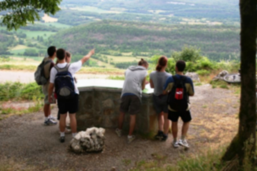 Ambléon viewpoint