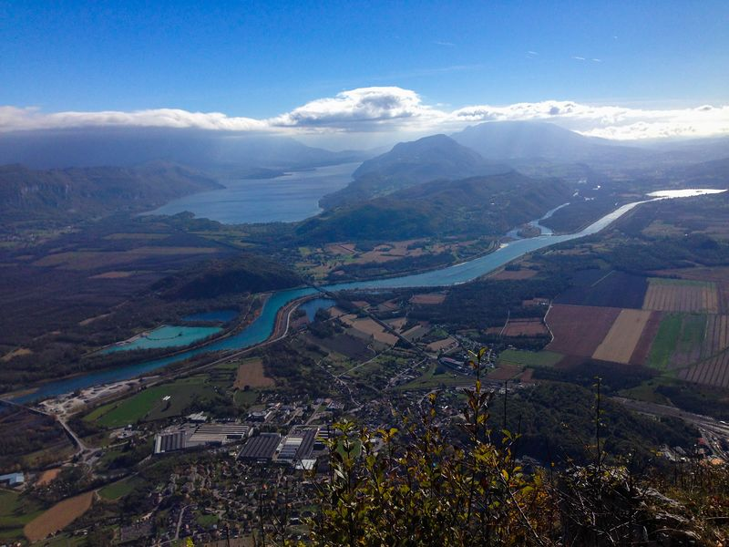 Hike: Grand Colombier from Culoz